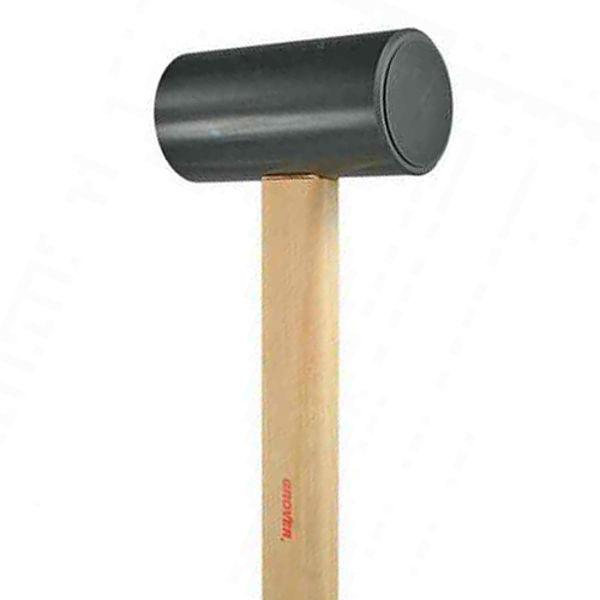 Rørklokkehammer Grover PM-4, Two-Tone Chime Mallet 1,75 H.