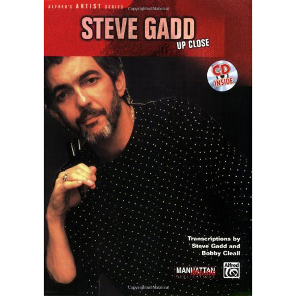 Up Close, Steve Gadd Drums