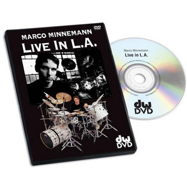 DVD Marco Minnemann, Live in LA