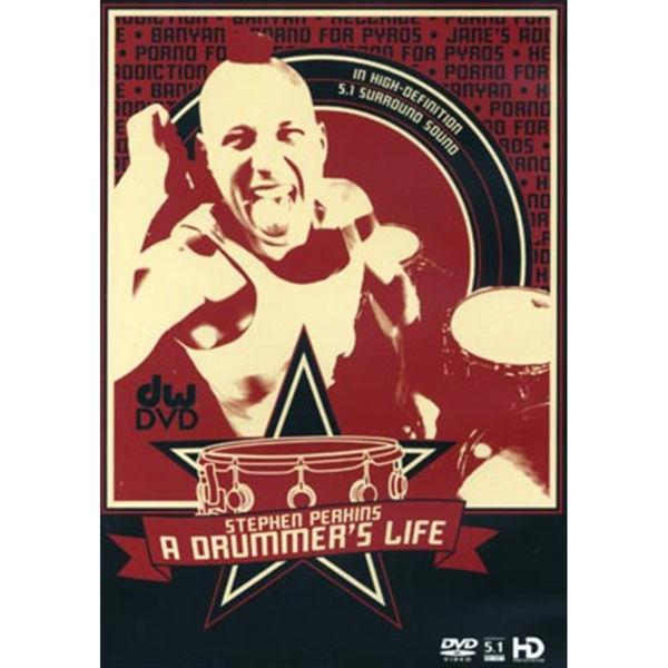 DVD Stephen Perkins, A Drummer's Life
