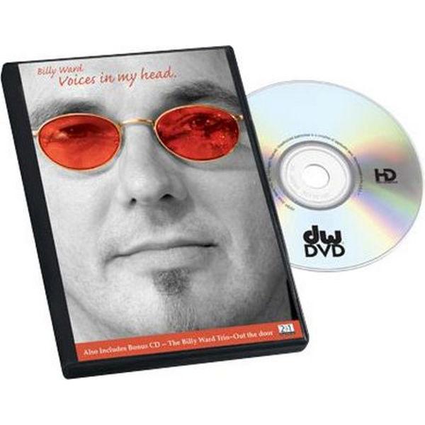 DVD Billy Ward, Voices in My Head