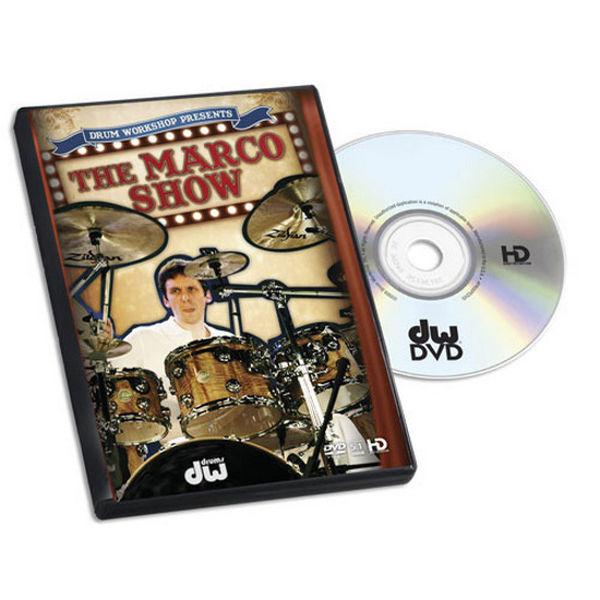 DVD Marco Minnemann, The Marco Show