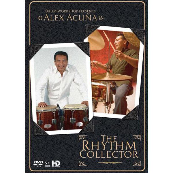 DVD Alex Acuna is The Rhythm Collector