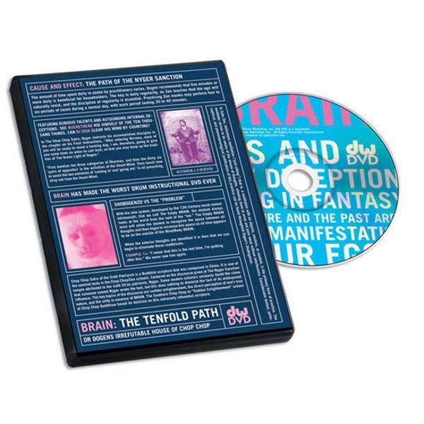DVD Brain, Worst Drum instructional DVD Ever
