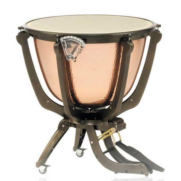 Pauke Majestic Prophonic Hammered Copper PR2300H, 23 Cambered