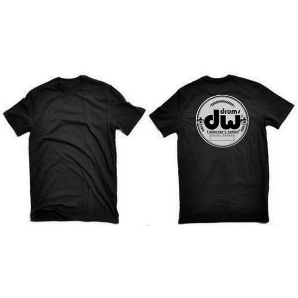 T-Shirt DW Collector Series Badge, Black, Medium
