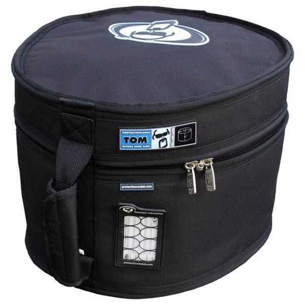 Trommebag Protection Racket 4006-10, Tom-Tomtromme 8x6