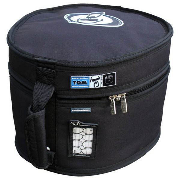 Trommebag Protection Racket 6008-10, Tom-Tomtromme 8x7