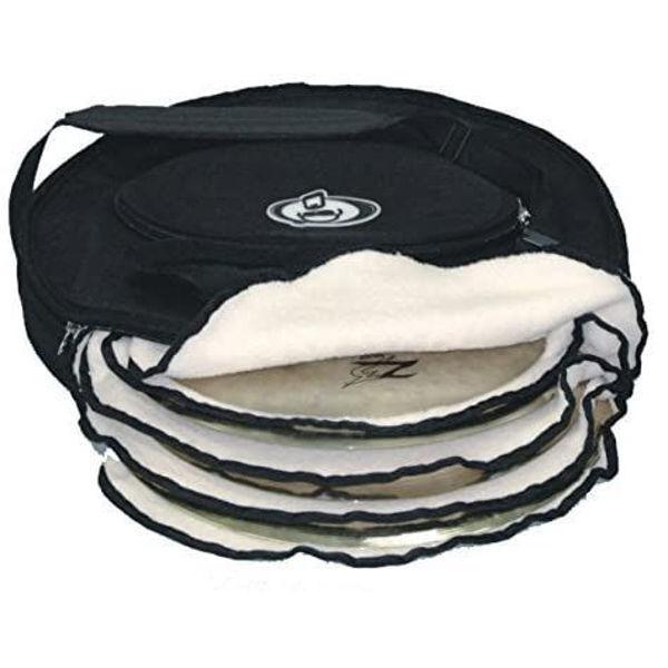 Cymbalbag Protection Racket 6021, Deluxe, 24