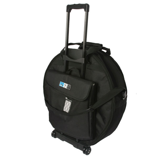 Cymbalbag Protection Racket 6021T, Deluxe m/Hjul, 24
