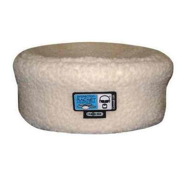 Trommestolsete Fleece Seat Cover Protection Racket 9025