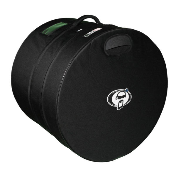 Trommebag Protection Racket A1822-00, Stortromme 22x18, AAA Rigid Case