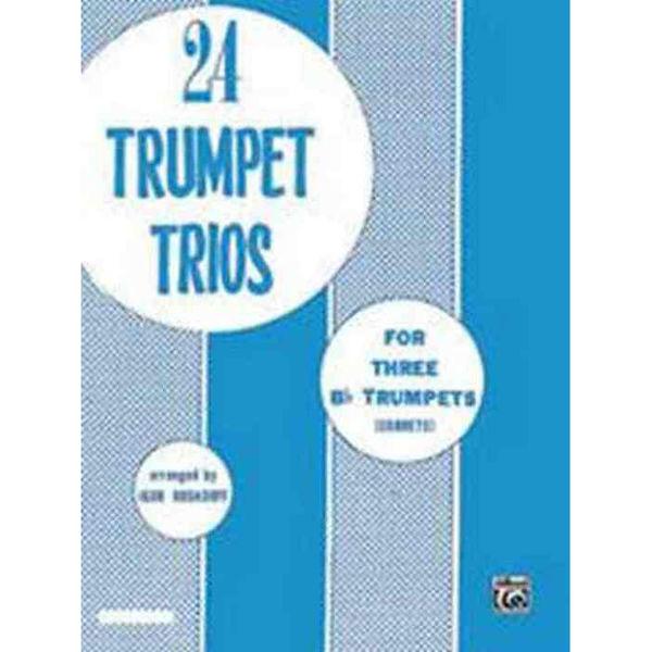 24 Trumpet Trios, Igor Hudadoff