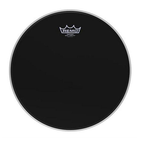 Trommeskinn Remo Ebony PinStripe Crimplock, PS-0410-MP, 10
