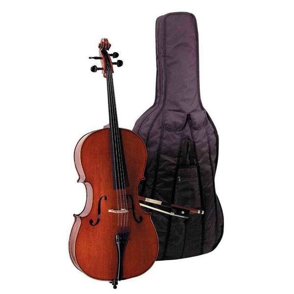Cello Gewa Pure 1/2 EW Komplett
