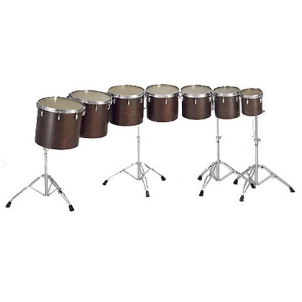 Konserttom-Tomtromme Pearl Philharmonic PTA0808S, African Mahogany 8x8, Single Head
