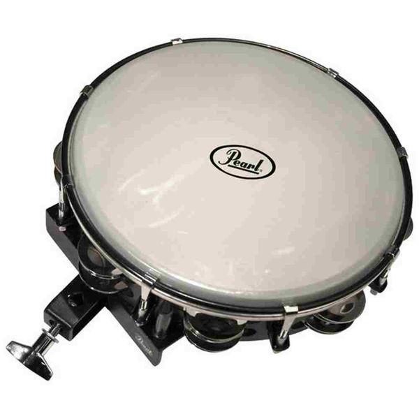 Tamburin Pearl PTB-10, Tambourine m/Holder