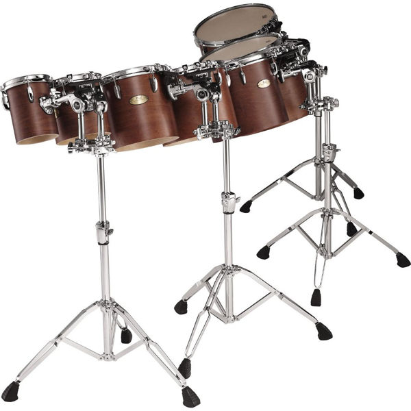 Konserttom-Tomtromme Pearl Symphonic PTM0608S, Maple 6x8, Single Head