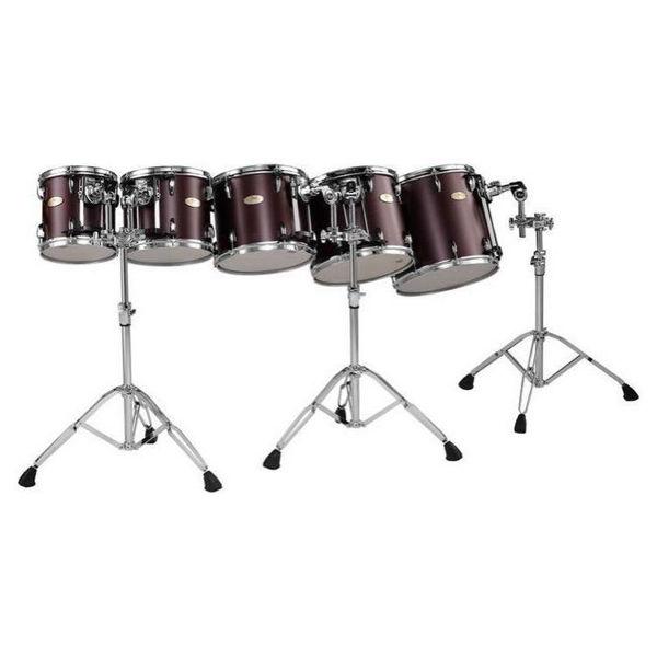 Konserttom-Tomtromme Pearl Symphonic PTM0808D, Maple 8x8, Double Head