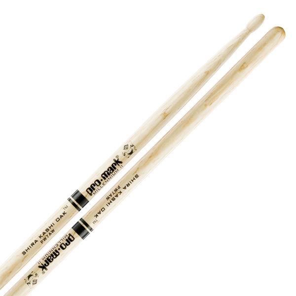 Trommestikker Pro-Mark Shira Kashi Oak 7A, PW7AW, Wood Tip