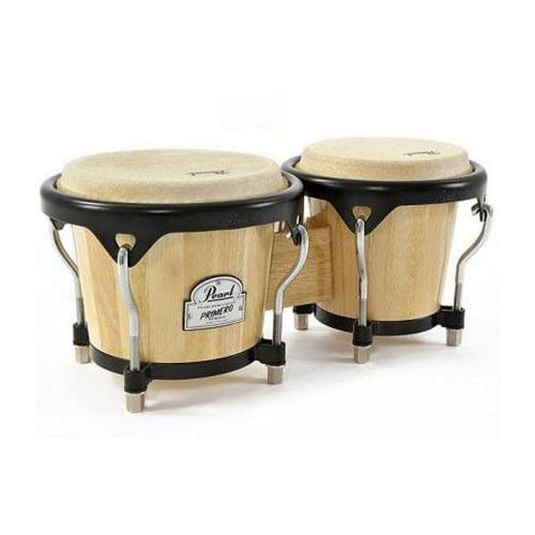 Bongoes Pearl Primero PWB-100DX-500, Natural Wood 7-8,5
