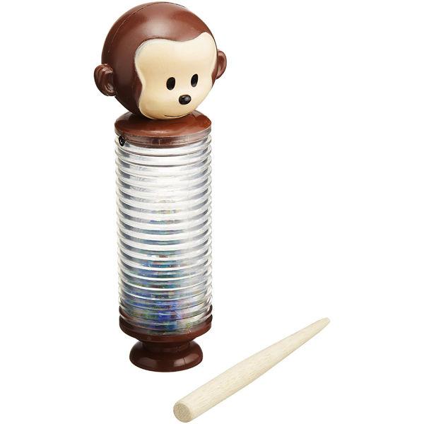 Guiro Playwood Junior Guiro JG-MK, Monkey m/Pinne