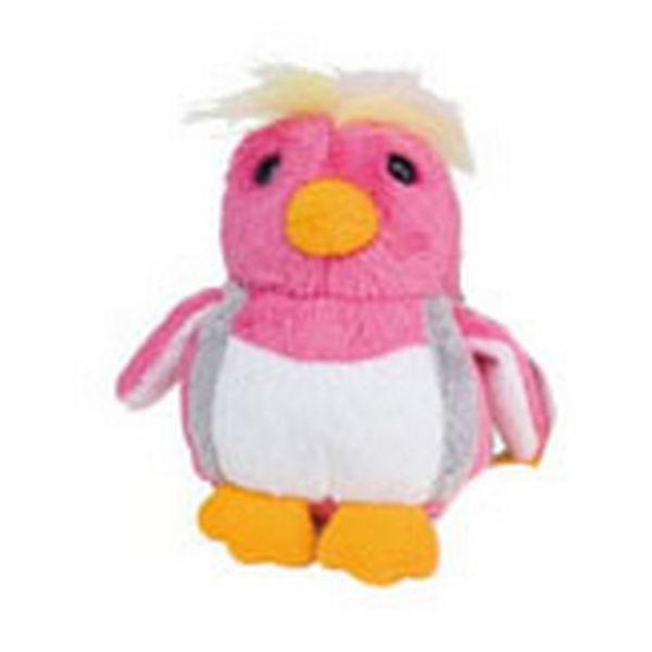 Shaker Playwood MSS-EPP, Mascot Shaker, Penguin, Pink