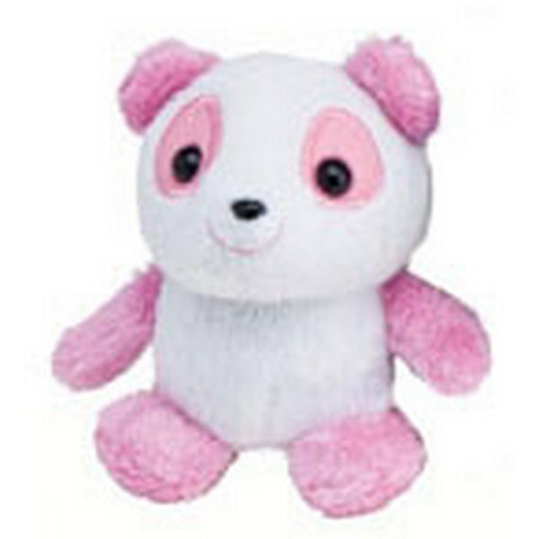 Shaker Playwood MSS-PDP, Mascot Shaker, Panda, Pink