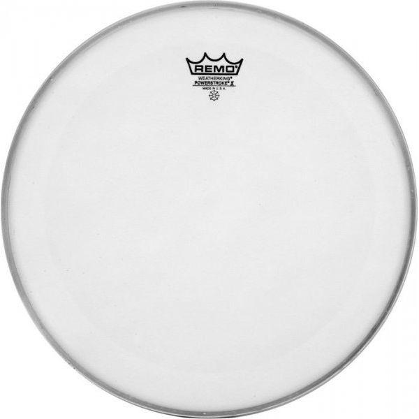 Trommeskinn Remo Powerstroke-X PX-0113-BP, Coated 13