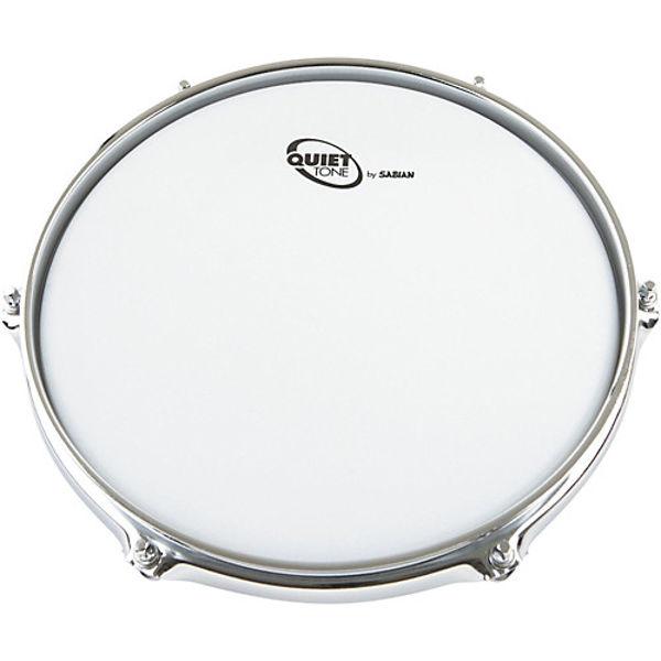 Trommepad Sabian QT-10SD, Quiet Tone Classic Practice Pad, 10, Real Drum Head