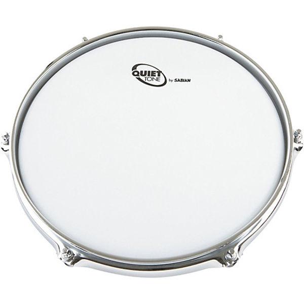 Trommepad Sabian QT-14SD, Quiet Tone Classic Practice Pad, 14, Real Drum Head