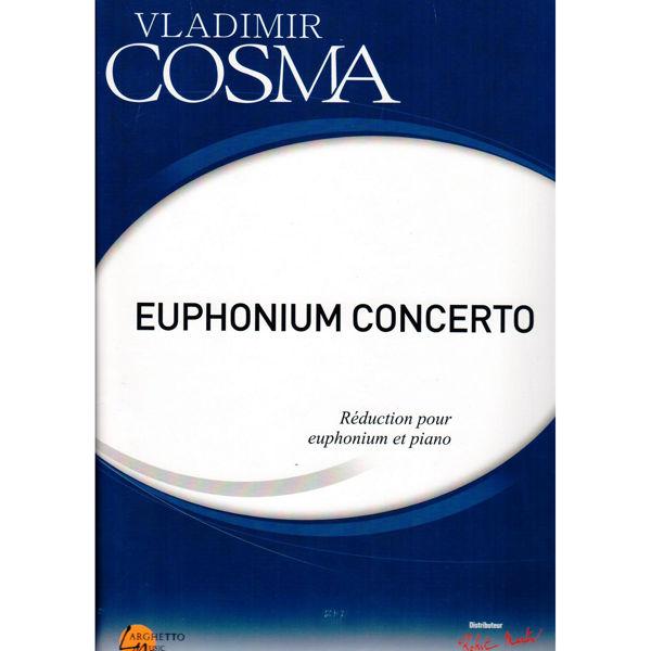 Euphonium Concerto Vladimir Cosma, Euphonium/Piano