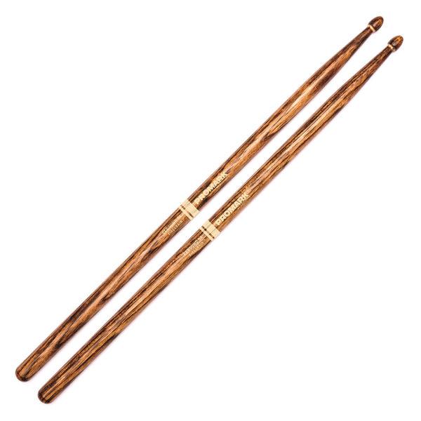 Trommestikker Pro-Mark Rebound Balance Firegrain R5AFG, Acorn Hickory Wood Tip