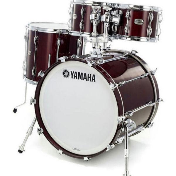 Slagverk Yamaha Recording Custom Fusion, 20, Classic Walnut