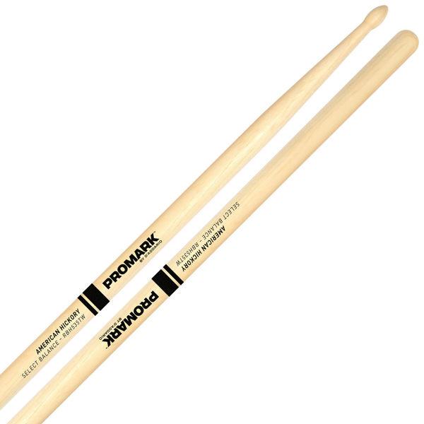 Trommestikker Pro-Mark Rebound Balance Hickory RBH535TW, 535, Hickory TD Wood Tip