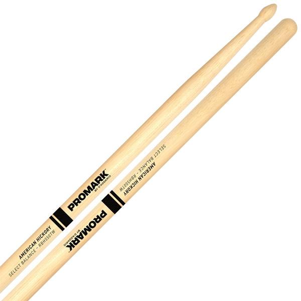Trommestikker Pro-Mark Rebound Balance Hickory RBH550TW, 550, Hickory TD Wood Tip