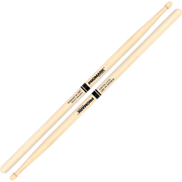 Trommestikker Pro-Mark Rebound Balance Hickory RBH565AW, 5A, Acorn Hickory Wood Tip