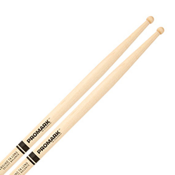 Trommestikker Pro-Mark Rebound Balance RBM535RW, 7A, Maple Long Round Wood Tip