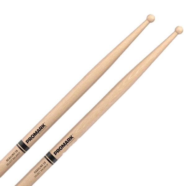 Trommestikker Pro-Mark Rebound Balance RBM595RW, 5B, Maple Round Wood Tip
