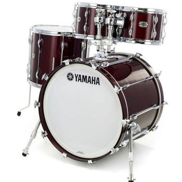 Slagverk Yamaha Recording Custom Rock, 22, Classic Walnut