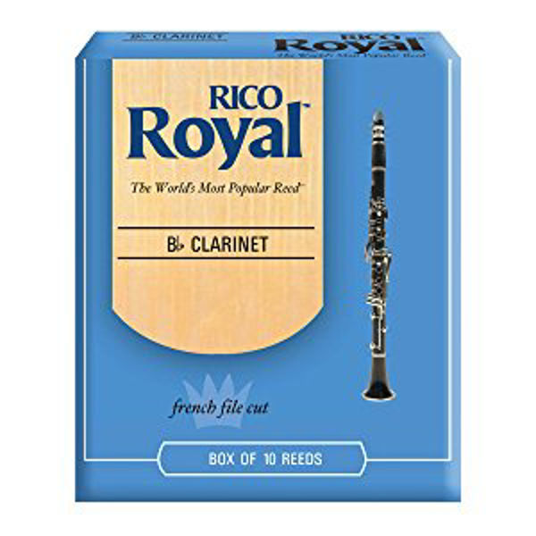 Klarinettrør Bb Rico Royal D'Addario 3,5