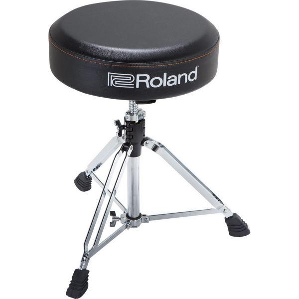 Trommestol Roland RDT-R, Round, Vinyl Seat