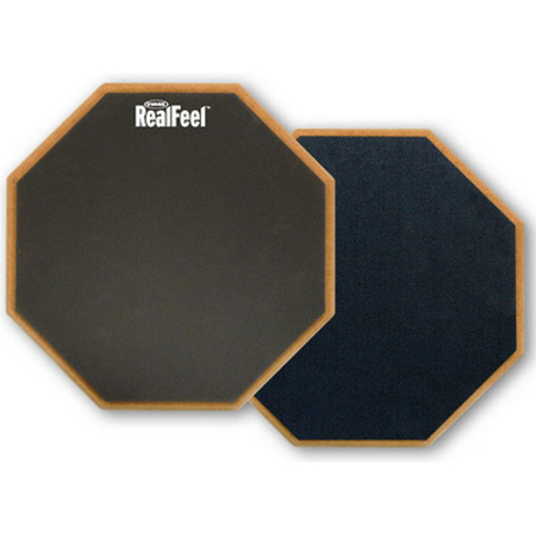 Trommepad Evans Real Feel Speed And Workout PAD, 2 Sided 12