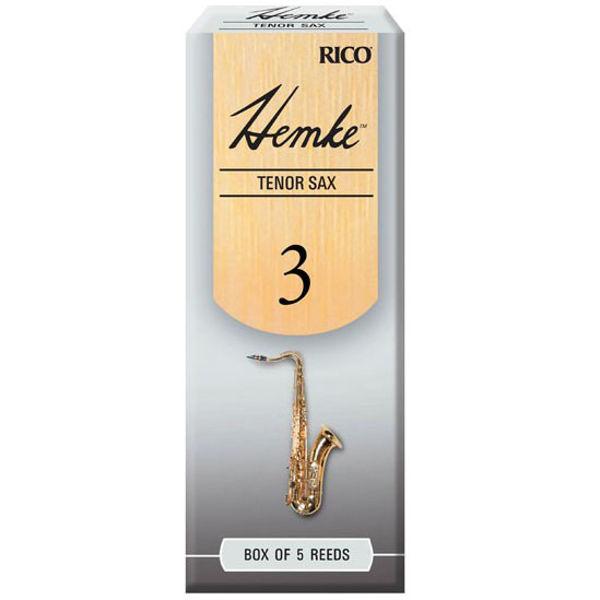 Tenorsaksofonrør Frederick Hemke Rico D'Addario 3 (5 pk)