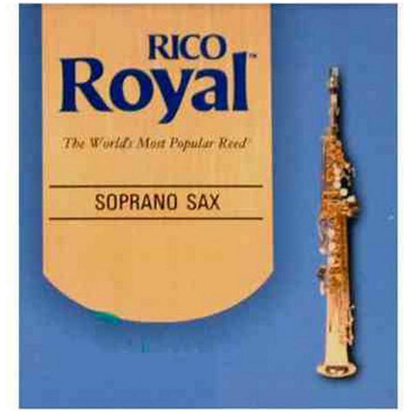 Sopransaksofonrør Rico Royal 5