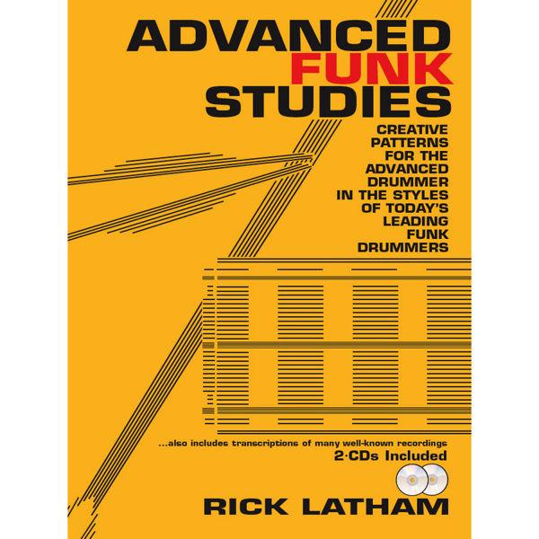 Advanced Funk Studies, Rick Latham m/CD
