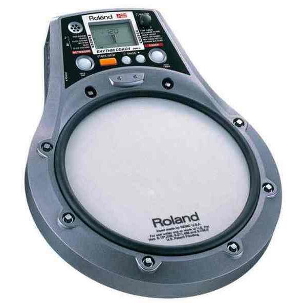 Trommepad Roland RMP-5A, Rhythm Coach Øvelsespad