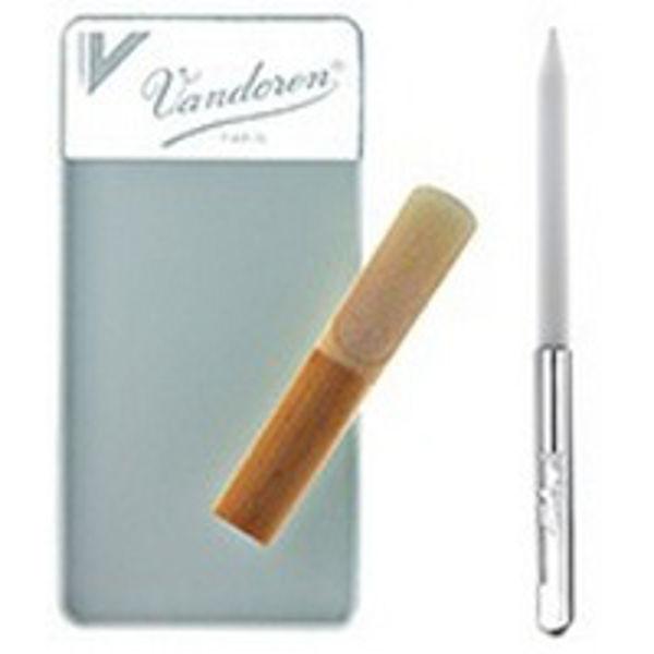 Rørsliper plate+slipestick/nål Vandoren sett