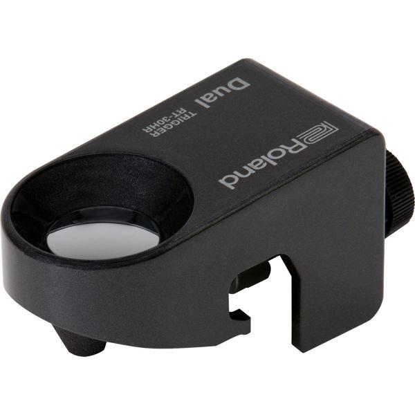 Triggermikrofon Roland RT-30HR, For Skarptromme, Dual