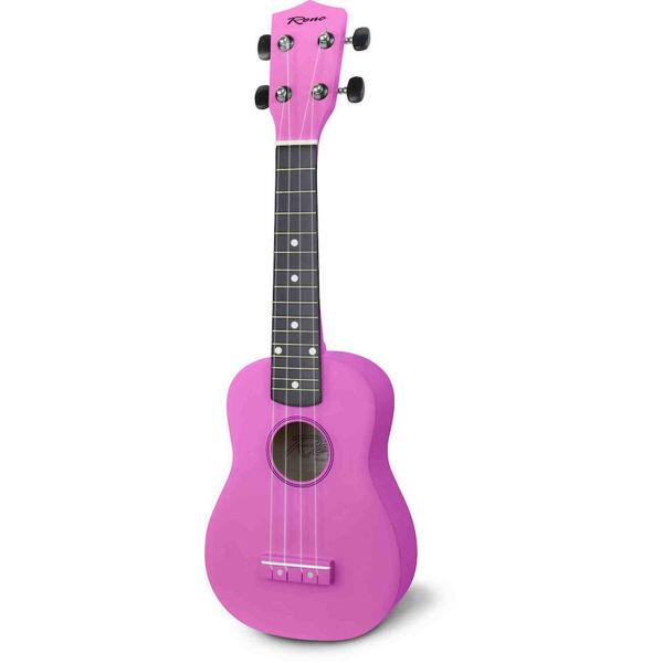 Ukulele Reno Sopran Pink RU150